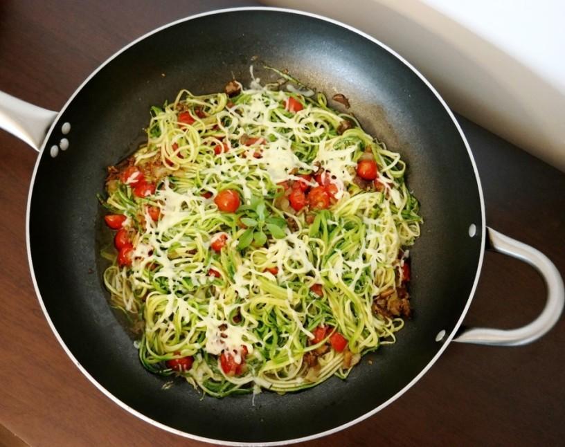 Spaghetti de Abobrinha